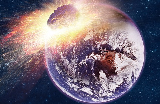 An Asteroid Bigger than the Empire State Building could Crash into the Earth