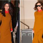 Selena Gomez and Victoria Beckham Had a Major Twinning Moment