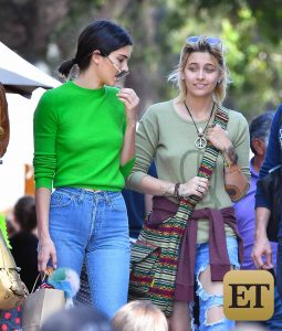 Kendall Jenner and Paris Jackson's New Friendship. Is Gigi Hadid being Replaced?