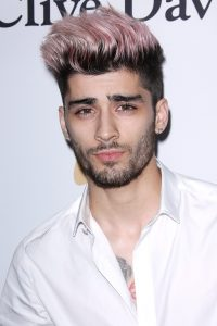 Zayn Malik is Rocking ANOTHER New Hair Color!