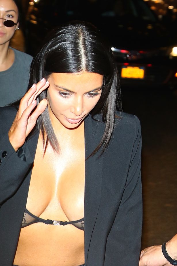 Have kim kardashian and kylie jenner swapped boobs